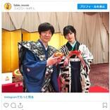 平手友梨奈、『イッテQ』に赤ジャージと着物で登場 笑顔ではしゃぐ姿に「可愛すぎる」と反響