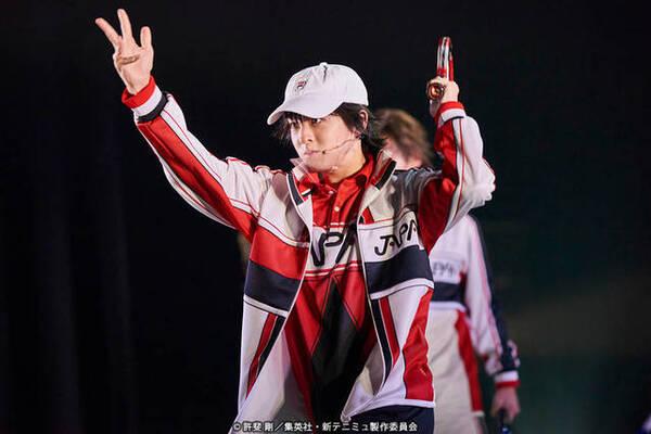 関連記事|ゲネプロ写真&キャストコメント到着! ミュージカル『新テニスの王子様』The First Stage 東京公演開幕!
