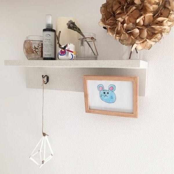無印 壁に付けられる家具 活用アイデア6