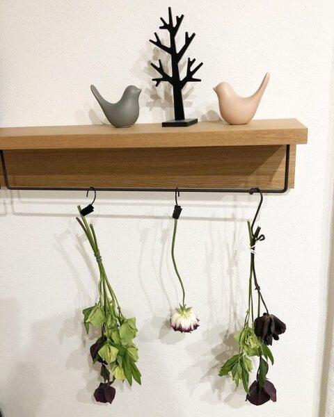 無印 壁に付けられる家具 活用アイデア7