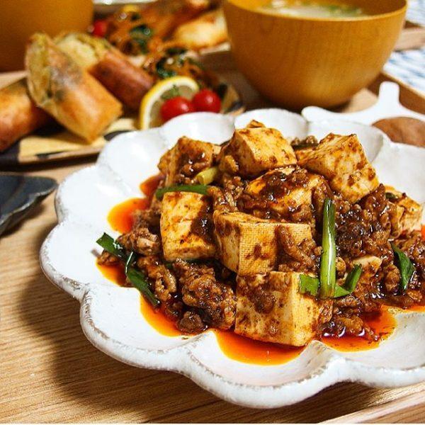 人気で美味しい節約レシピ「マーボー豆腐」