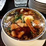 【幻影グルメ】早朝から食べられる新宿ゴールデン街のワンタンメン / 新宿わんたん麺