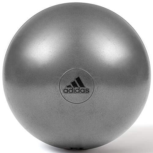 adidas(アディダス) エクササイズ ジムボール 65cm グレー ADBL-11246GR ADBL-11246GR 65㎝