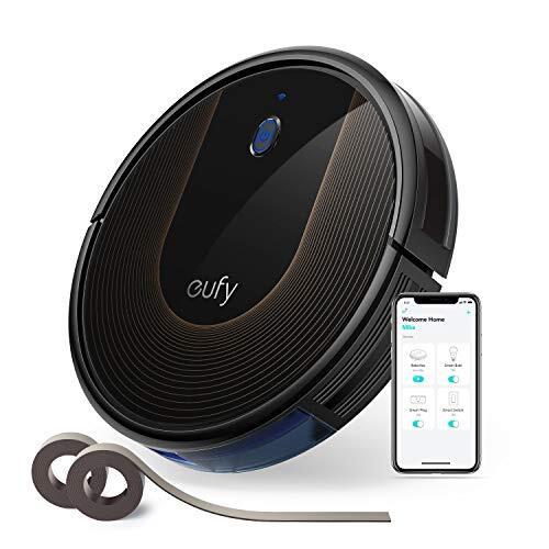 Anker Eufy RoboVac 30C(ロボット掃除機)【BoostIQ搭載/Wi-Fi対応 / 1500Paの強力吸引 / 静音設計/自動充電】(ブラック)