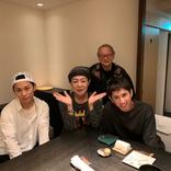 美川憲一、UVER・TAKUYA∞&ワンオク・Takaらと豪華SHOT