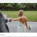 完璧な結婚式のため37個の約束をさせる花嫁に非難殺到 「ぐしゃぐしゃにして花嫁の顔に投げつけてやりたい」(米)