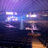 観衆7801人の東京ドームで見た、28歳ジェイ・ホワイトの底知れぬ可能性