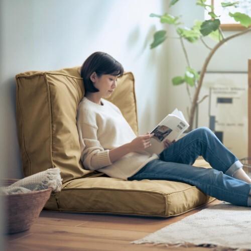 布団をソファに見せる!隠す収納方法
