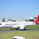 エアロリース、三菱スペースジェットの契約解除
