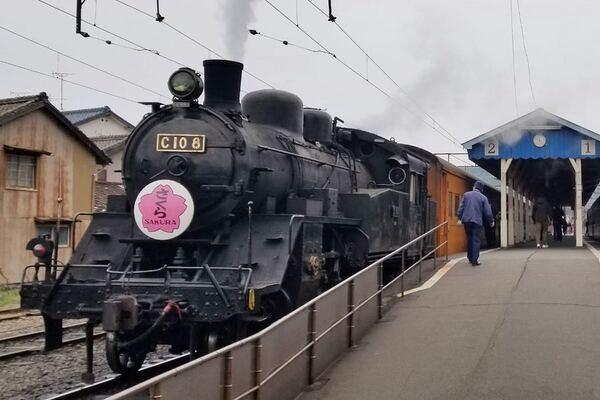 大井川鉄道 C10