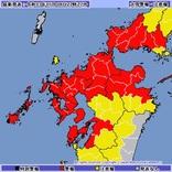 九州北部などに大雪警報 高速道路通行止めや欠航相次ぐ