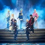 「舞台『刀剣乱舞』天伝 蒼空の兵-大坂冬の陣-」が史上最大のスケールで開幕 舞台写真&刀剣男士7振りのコメントが到着