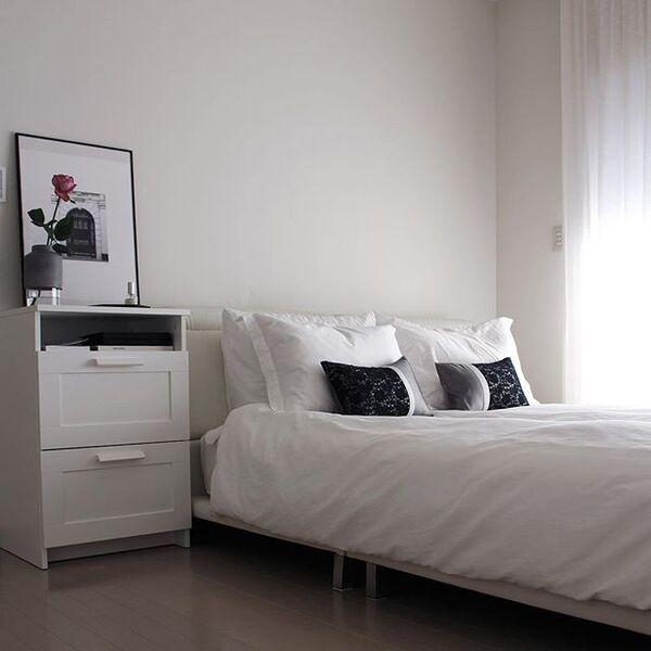 一人暮らしのホテルライクなインテリア10