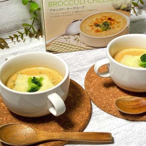 ブロッコリーチーズスープ
