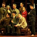 マキノノゾミ作・舞台『東京原子核クラブ』開幕 主演・水田航生のコメントが到着