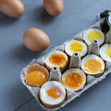 失敗なしで好みの固さに!ゆで卵・ねっとり半熟卵・温泉卵の作り方