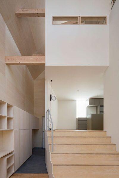 デザイン性が高いおしゃれな階段