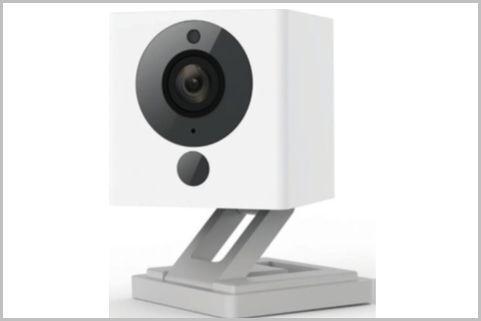 ナイトビジョン搭載の低価格ネットワークカメラ