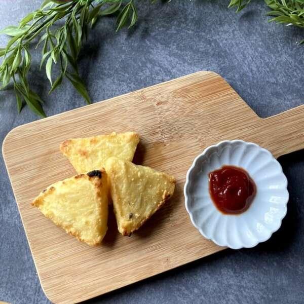 調理済みの業務スーパーのチーズポテト