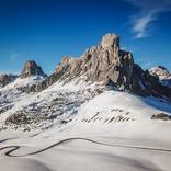 【世界冬の絶景】2026年の冬季オリンピック開催地、イタリア「コルティナ・ダンペッツォ」