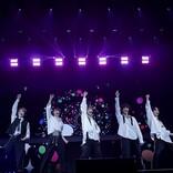 7ORDER、メジャーデビュー日に武道館で1stツアー開幕! 目を潤ませ感謝語る