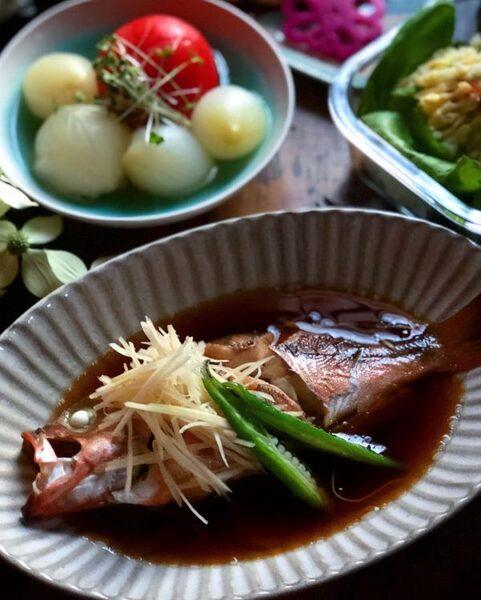 美味しい煮魚メバルの煮付け