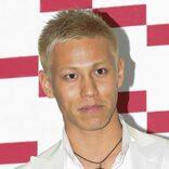 本田圭佑、送別会での「大騒ぎ動画」について謝罪 ファンからは厳しい声