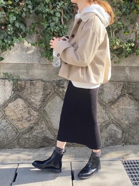 ユニクロのタイトスカート3