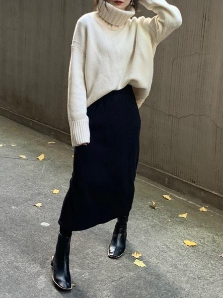 ユニクロのタイトスカート4