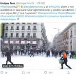 50年ぶりの大雪にスペイン人が大はしゃぎ 街で雪合戦も警察により制止<動画あり>
