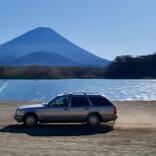 名車と暮らせば~メルセデス「S124」との悲喜こもごも~ 第11回 ヤフオクで格安スタッドレスをゲット! 「S124」で冬のドライブへ