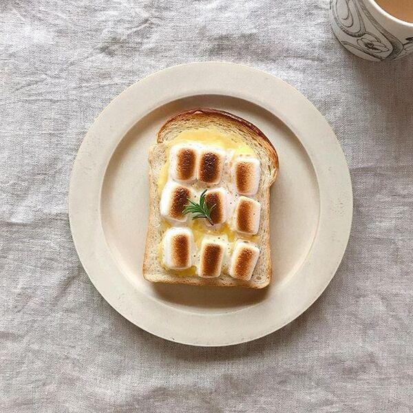 とろ~り♪焼きマシュマロトーストレシピ