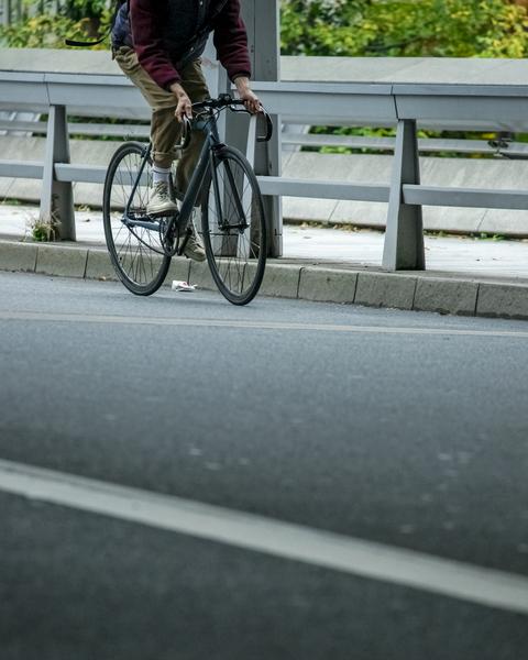 みんなの自転車