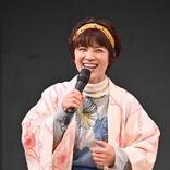 榊原郁恵「61歳のヒロインでーす」テレ朝・スーパー戦隊シリーズで史上最年長
