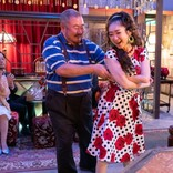 """『その女、ジルバ』第2話 """"新""""池脇千鶴、超高齢熟女バーでダンス特訓"""