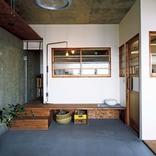 業務用キッチン、躯体現し…ラフで無骨な雰囲気の住まいをリノベで実現