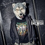 MAN WITH A MISSION、ニューEP『ONE WISH e.p.』ジャケ写解禁 【ONE WISH TOUR】詳細も発表