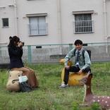 カメラマン・深川麻衣が高良健吾やスタッフらを撮影 映画『おもいで写眞』よりメイキングカットを公開