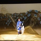 新作歌舞伎『風の谷のナウシカ』DVD&BDがいよいよ発売 火の7日間で世界を焼き尽くした「巨神兵」が登場する名シーンが公開