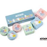 スチームクリームブランドから、ムーミンデザインのスチームクリーム限定mini缶セットが新登場!