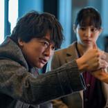 香取慎吾、意味深な視線の先には…主演ドラマ『アノニマス』125秒動画公開