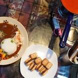 響(竹内涼真)が作るサバイバルメシ スタッフは「毎週食べたい味」