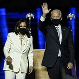 マライア/J・ティンバーレイク/ケイティ/U2など、バイデン米大統領&ハリス米副大統領の就任を祝う