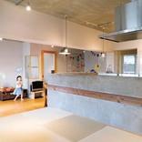 戸建ての夢を庭付きマンションリノベで実現! 土間や小上がりで日本家屋風に