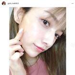 後藤真希、艶リップ×美肌の微笑みSHOT反響「ピンク似合う」「お肌ピッカピカ」