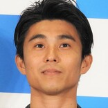 中尾明慶、7歳息子に視聴者がキュン 「里依紗ちゃんの時と全然違う…!」