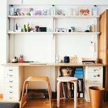 賃貸でも壁に棚を取り付けるDIY。壁のスペースを有効活用する見せる収納とは?