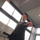 戸次重幸 『監察医 朝顔』でのサービス精神旺盛ショット