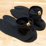 モンベルで見つけた足袋形ルームシューズ「サーマタビ」で足元の冷え対策はバッチリだ マイ定番スタイル