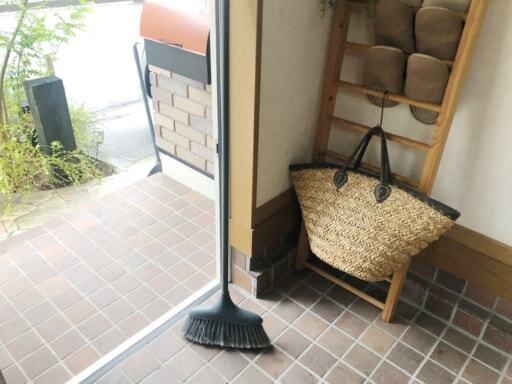 玄関回りの整理・収納と掃除